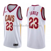 Cleveland Cavaliers Basketball Trikots 2018 LeBron James 23# Home Trikot Swingman..